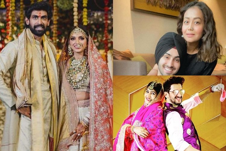 From Rana Daggubati to Aditya Narayan, celebs who found a life partner in lockdown