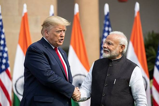 Donald Trump thanks India for supplying hydroxychloroquine to US