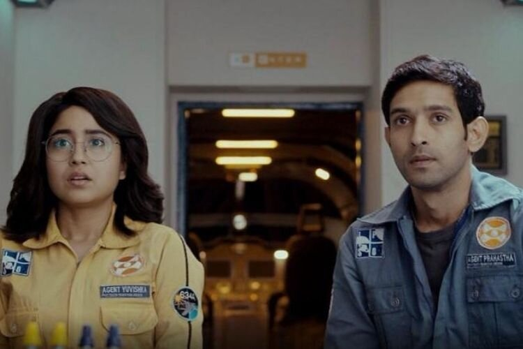 Exclusive: Cargo actress Shweta Tripathi and director Arati Kadav share their experience with the film