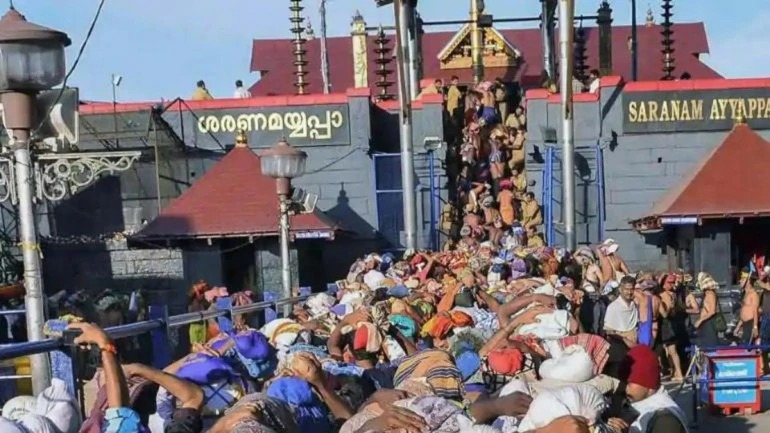 Sabarimala all set for Makaravilakku; Heavy security at Ayyappa shrine