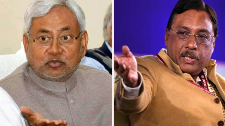 Pavan Varma is free to leave: Nitish Kumar hits back at JDU leader for