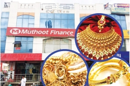 Robbers looted 22 crore from Muthoot Finance