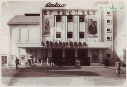 Rattan Theatre at Lahore in 1940 where the KL Sehgal movie Shahjehan was released and ran for continuous six m