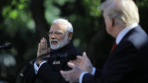 Kashmir a bilateral issue, India tells US after Trump offers help  US Presi