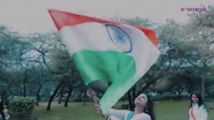 Ae Watan - Raazi Republic Day Dance performance by Aditi and students | Alia Bhatt