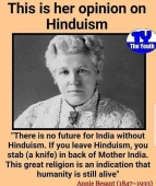 A great statement on Hinduism