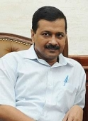 As per trends of Delhi election result, CM Kejriwal to get 3rd term  New Delhi: The ruling Aam Aadmi Party (AA