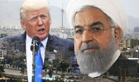 US Navy seizes 'Iranian-manufactured' weapons in Arabian Sea raid  US troops seized a cache of Iranian-made we