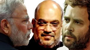 NaMo, Shah and RaGa paid tribute to Pulwama martyrs  New Delhi:On the day the country remembers martyrs of Pul