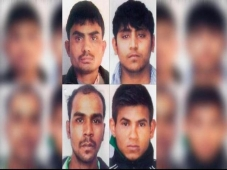 <b>Nirbhaya gangrape and murder case: Convicts to be hanged on March 3<b\>  All four convicts of the Nirbhaya