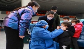 China coronavirus cases pass 70,000 as WHO mission gets underway  The death toll from the virus has now passed