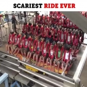 Scary Ride Drives you screaming