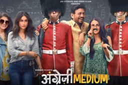 Dinesh Vijan's Angrezi Medium' to now release on 13th March, 2020!