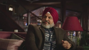#FirstLook: #AnnuKapoor in #Chehre... Stars #AmitabhBachchan and #EmraanHashmi... Directed by Rumi Jafry.