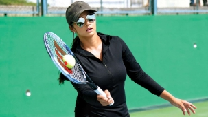 Fit-again Sania Mirza Returns to Action at Dubai Open