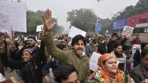 Delhi placed under National Security Act for 3 months amid CAA protest