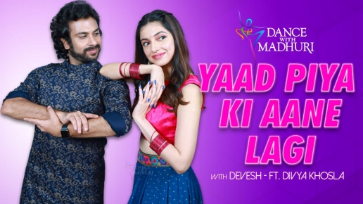 Divya Khosla Kumar collaborates with Dance with Madhuri for 'Yaad Piya