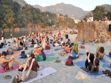 International Yoga Festival 2020 Start in Rishikesh from March 1
