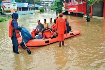 NDRF deploys 17 teams in Odisha, to prevent Cyclone 'Amphan' in West Bengal