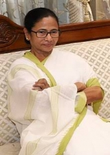 Shouldn't play politics: Mamata Banerjee disses Centre at Modi's conference