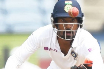 Stumper Wriddhiman Saha shares wicket-keeping drills on social media