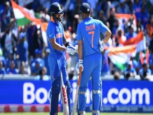 Virat Kohli Names MS Dhoni And AB de Villiers As His Favourite Batting Partners