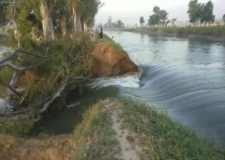 Haryana: Village flooded after canal breaches in Karnal