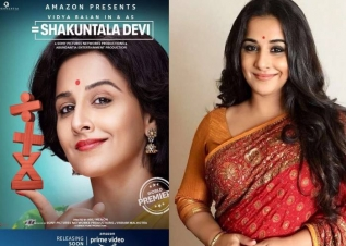 Vidya Balan's Shakuntala Devi biopic to be released on Amazon Prime