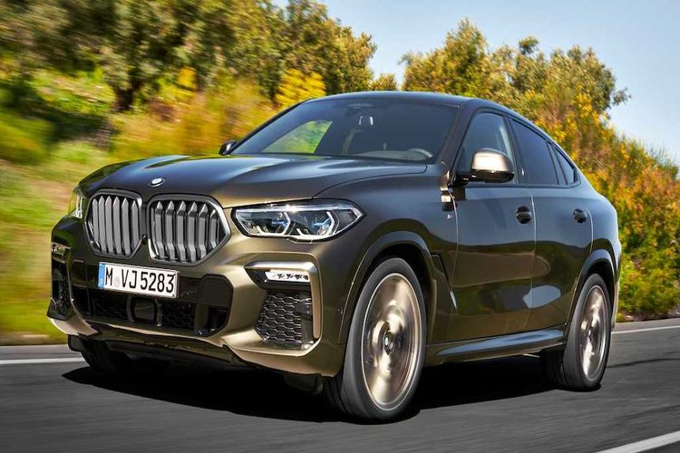 BMW: Lunched X6 2020 in India, starting price is Rs 95 lakh