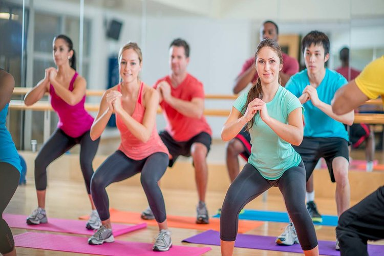 Aerobics is a super treat for your brain at any age