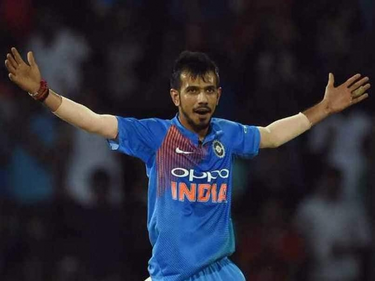 Yugendra Chahal created a record against Australia in 3rd ODI
