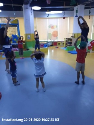 <b>Special Yoga Classes for Kids</b>  <b>Special Discount for Birthday Party </b> Contact : +91-9871021245 , 0