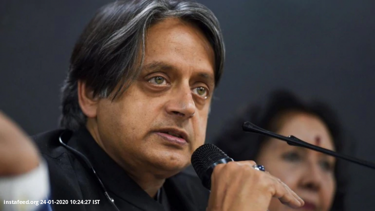 Is marrying outside religion anti-national: Shashi Tharoor asks Swaraj Kaus