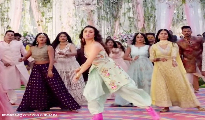 Donning indo-western, Shraddha Kapoor nails perfect wedding look in her new song 'Bhankas'  New Delh