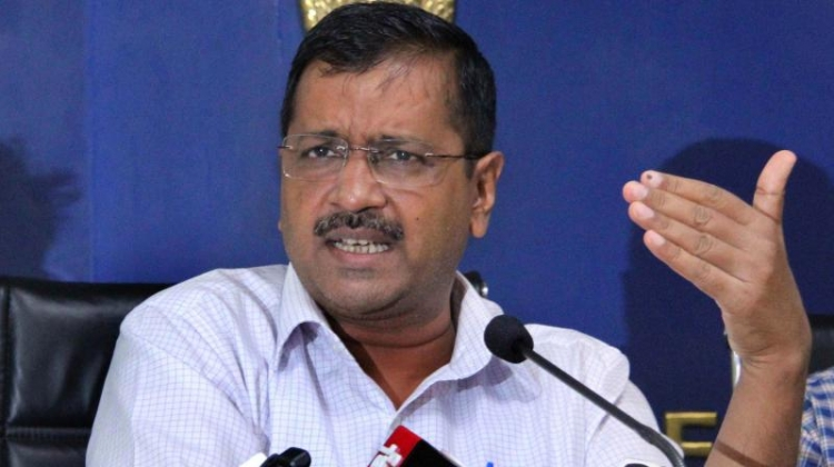 CM Kejriwal to meet Home Minister Amit Shah at 12 pm, appeals to maintain peace