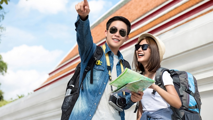 Chinese travellers disappear from key overseas markets