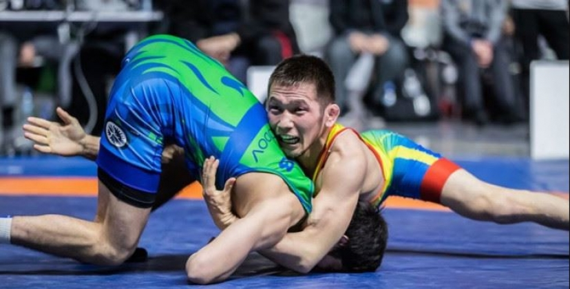 On-demand matmen: Russian XI at Asian Wrestling Championships