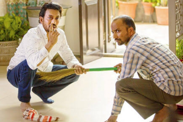 Irrfan and Deepak Dobriyal give sibling rivalry a delightful touch in Angrezi Medium!