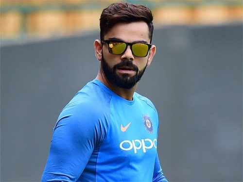Indian skipper Virat Kohli requested the fellow countrymen to
