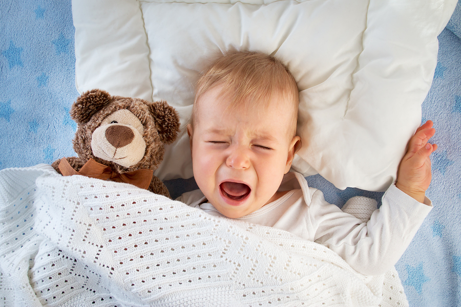 It's OK to Let Your Baby 'Cry It Out', Says Study