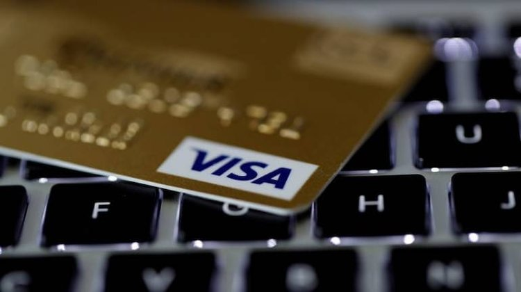 Most employees of Visa are allowed to work from home through 2020