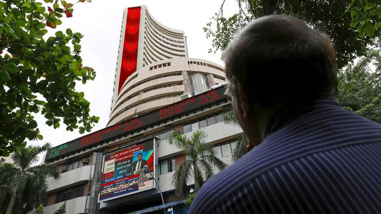 Sensex plummets over 3,000 points, Nifty slips below 9,000-mark to open at 3-year low amid coronavirus scare, global sell-off