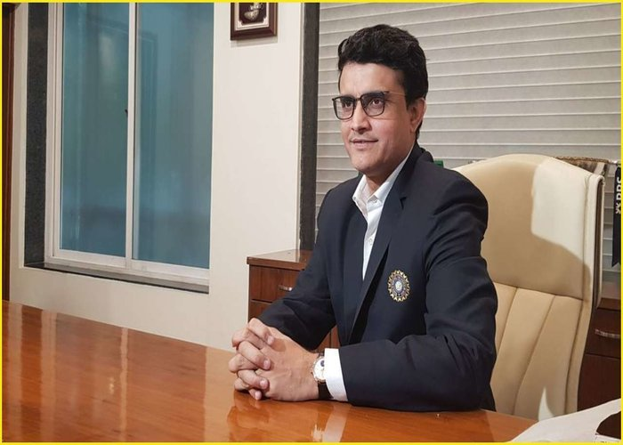 Five-Test series against Australia 'not possible', says BCCI president Sourav Ganguly