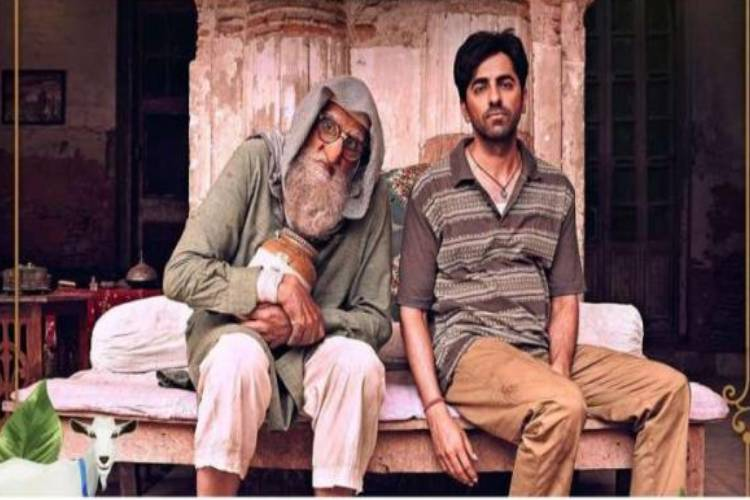 Gulabo Sitabo Movie Review: Amitabh Bachchan and Ayushmann Khuranna hits the right notes