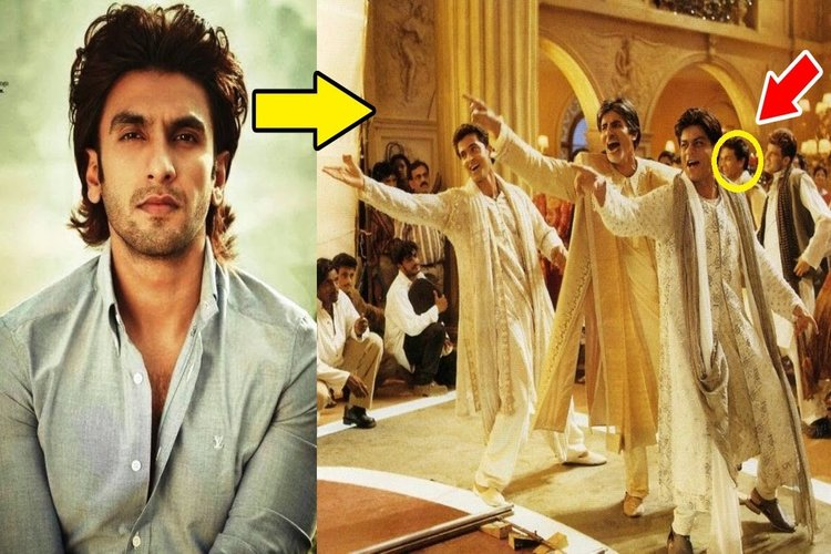 Bollywood: 10 Celebrities Who Started Out Their Journey As Background Dancers
