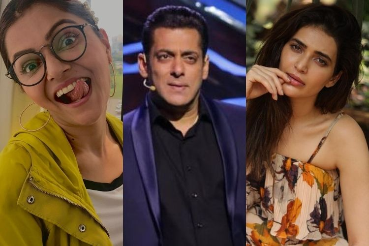 Bigg Boss: From Rubina Dilaik to Karishma Tanna 7 celebs who fought with host Salman Khan