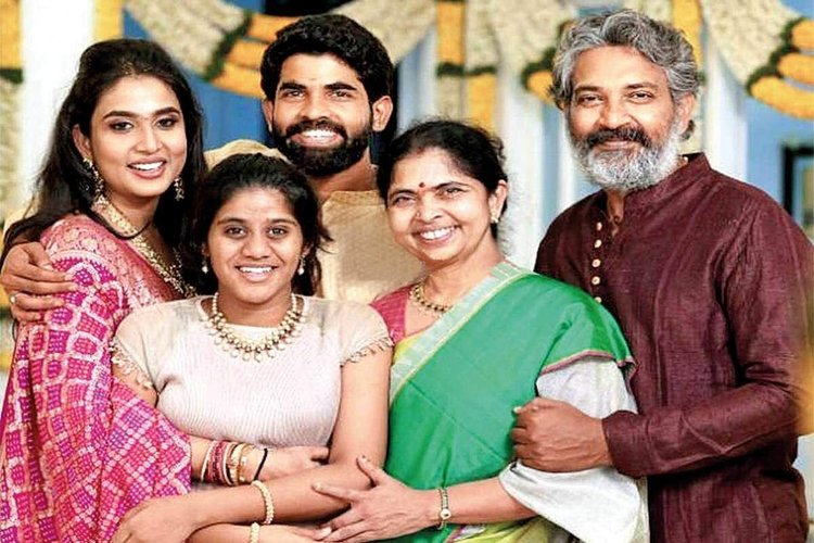 SS Rajamouli and family home-quarantine after tested positive for coronavirus