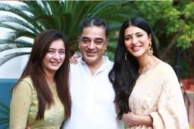 Kamal Haasan, Shruti, Akshara And Sarika Are Self-Isolating In Separate Houses