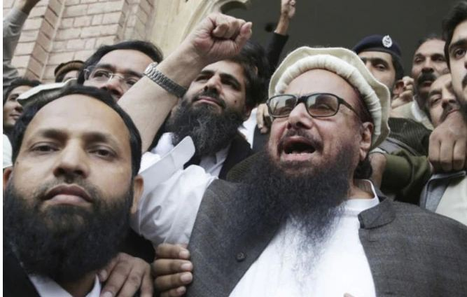 India cautious of Pakistan court sentencing Hafiz Saeed for 11 years a