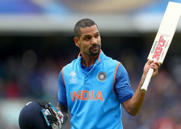 Shikhar Dhawan chooses between Kohli and Dhoni; opens up on competition with KL Rahul